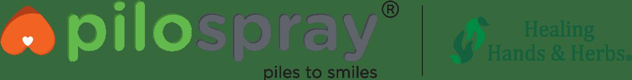 PiloSpray is Developed and Manufactured by Healing Hands & Herbs_Desktop logo